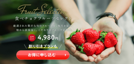 果物サブスク
